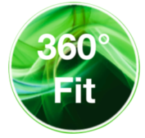 Das Abschlussgespräch des Experiments 360 Grad Fit