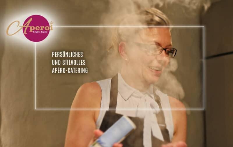 Aperoi - Catering Brigitte Ingold