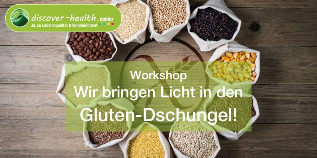workshop Gluten-Dschungel