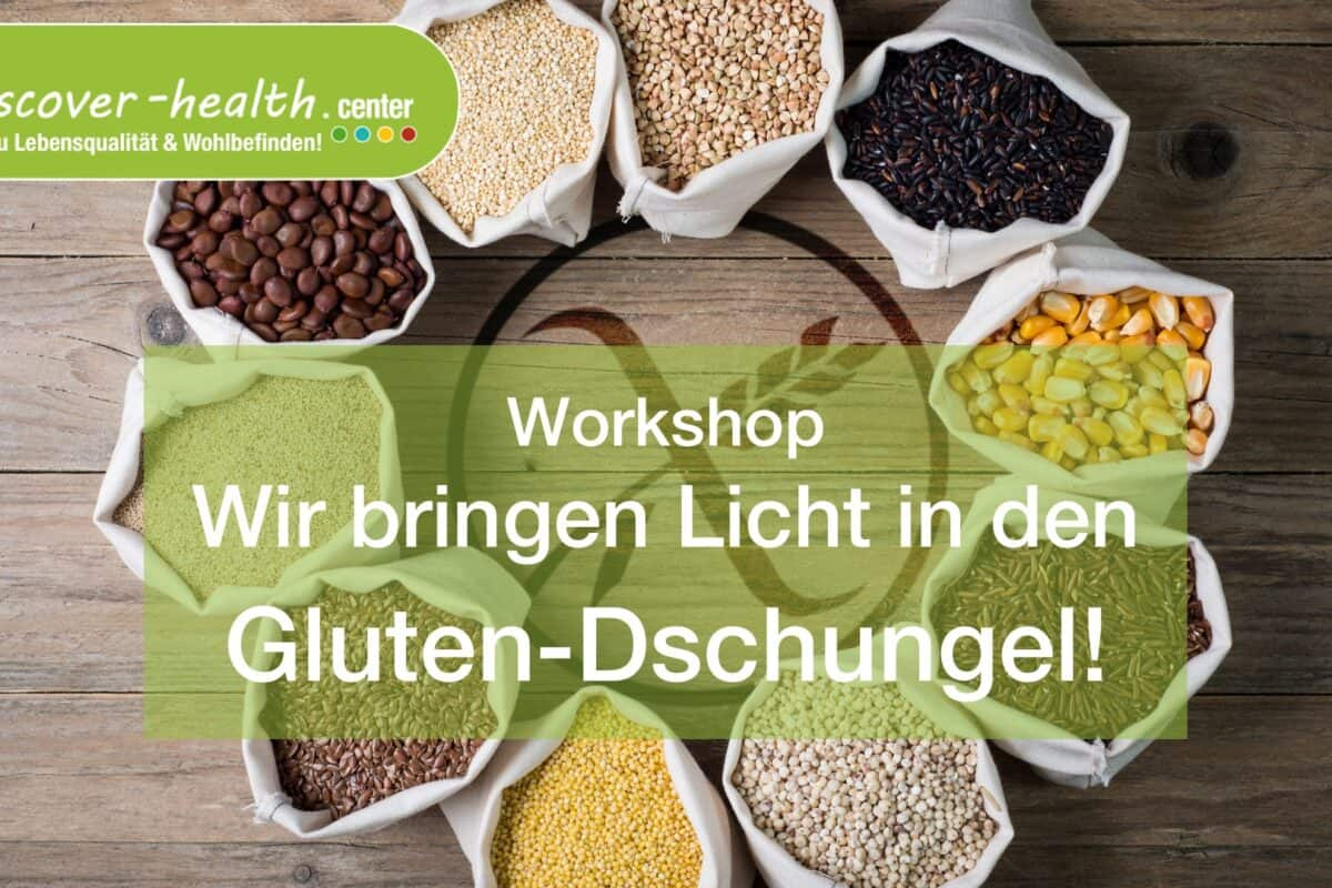 workshop Gluten-Dschungel
