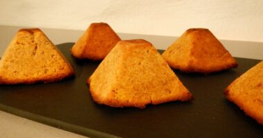 Süsse Paleo-Muffins