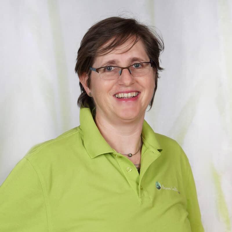 Bettina Hauser Therapeutin für Craniosacral Therapie