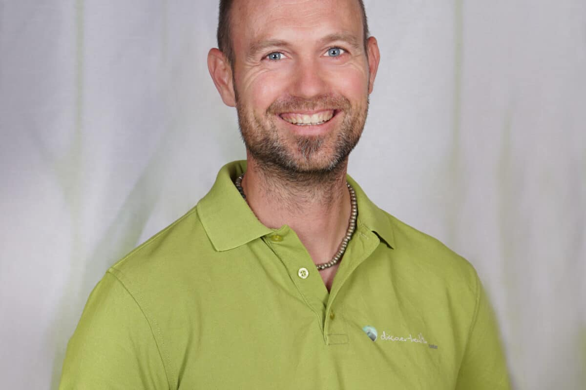 Daniel Gutzler Therapeut für Craniosacral Therapie