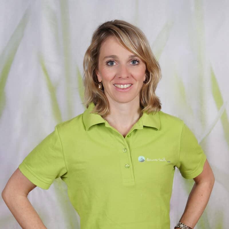 Miriam Ruoss TCM- Therapeutin mit Akupunktur