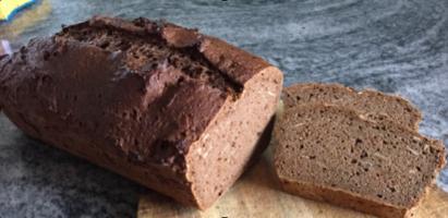 Rezept: saftiges, getreidefreies Brot
