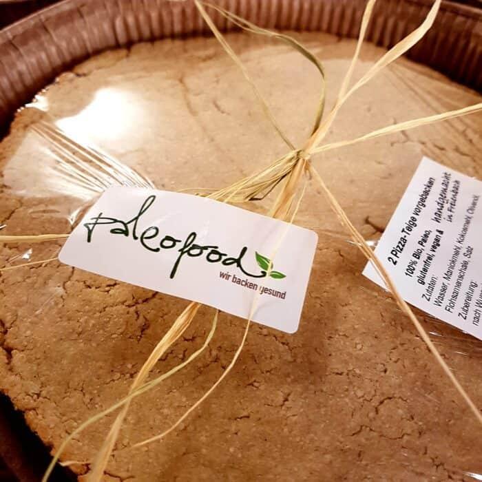 Paleofood Pizza-Teige vorgebacken