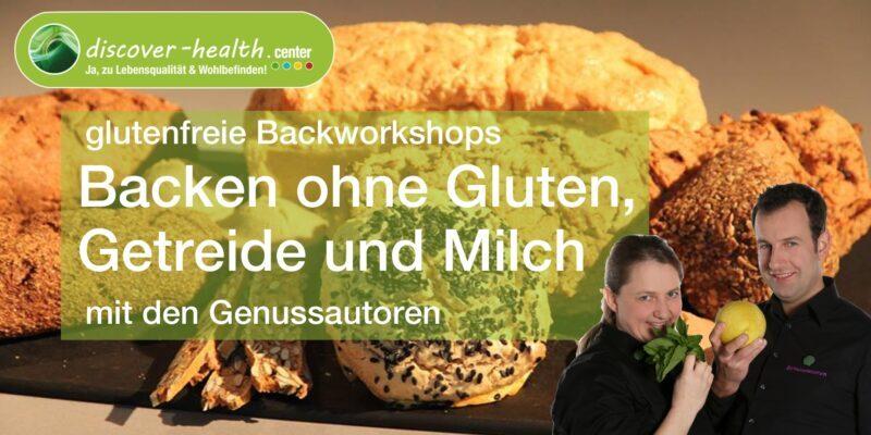 Backevent Glutenfrei